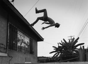 John Lyke, Echo Park action with Juan Gusta