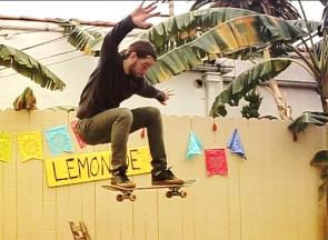 John Lyke, Skateboard